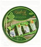 Ricefield Reispapier, rund, 22 cm (300 g Packung)