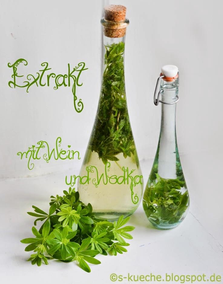 Waldmeister-Extrakt