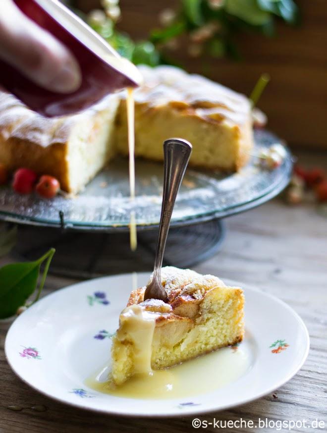 Applekuchen - Apfelkuchen - s-Küche