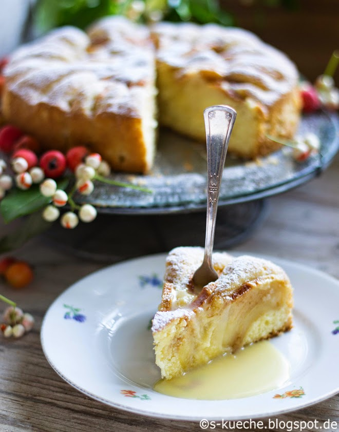 Applekuchen - Apfelkuchen