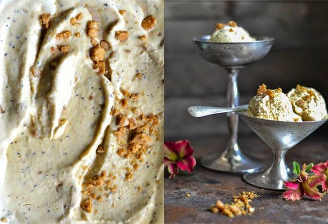 Wattle Seed Ice Cream