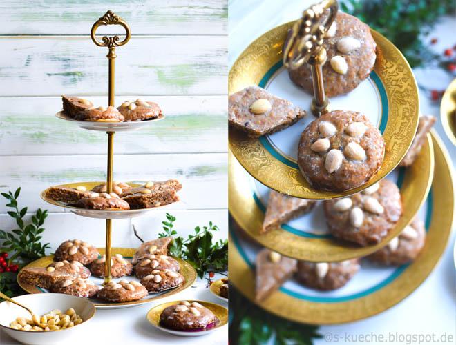 Weltbeste Elisen-Lebkuchen - saftig und aromatisch
