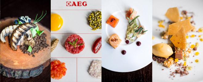 Tasteologie - Die AEG Food-Dokumentation