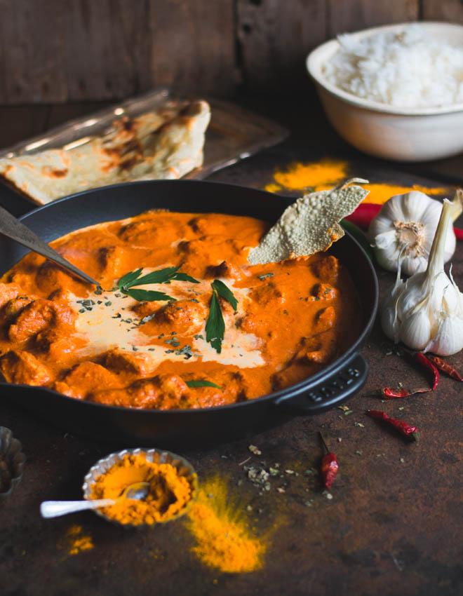 Murgh Makhani - Original Indian Butter Chicken