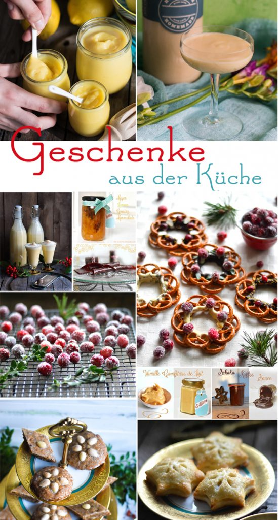 Weihnachtsgeschenke aus der S-Küche - 48 kulinarische Geschenke