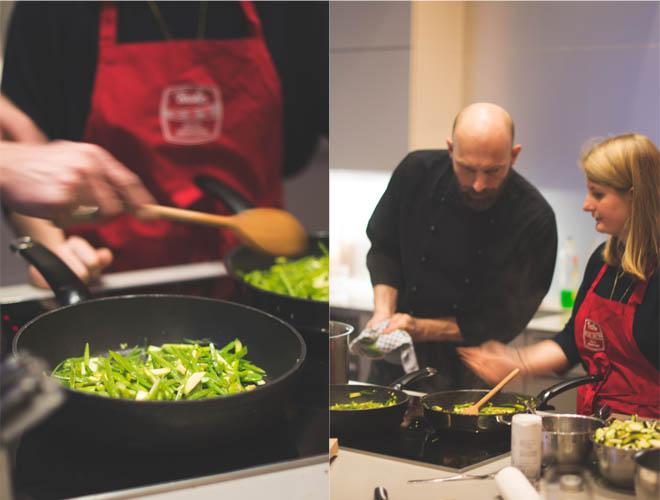 Unser Kochkurs in der Fissler Koch-Akademie in Hamburg
