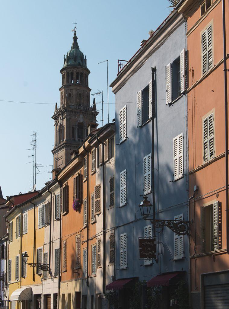 Spätsommerglück auf dem Festival del Prosciutto di Parma