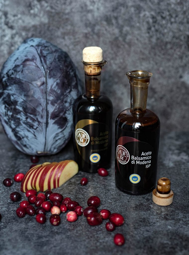 Ofengebackener Rotkohl mit Aceto Balsamico di Modena g.g.A.