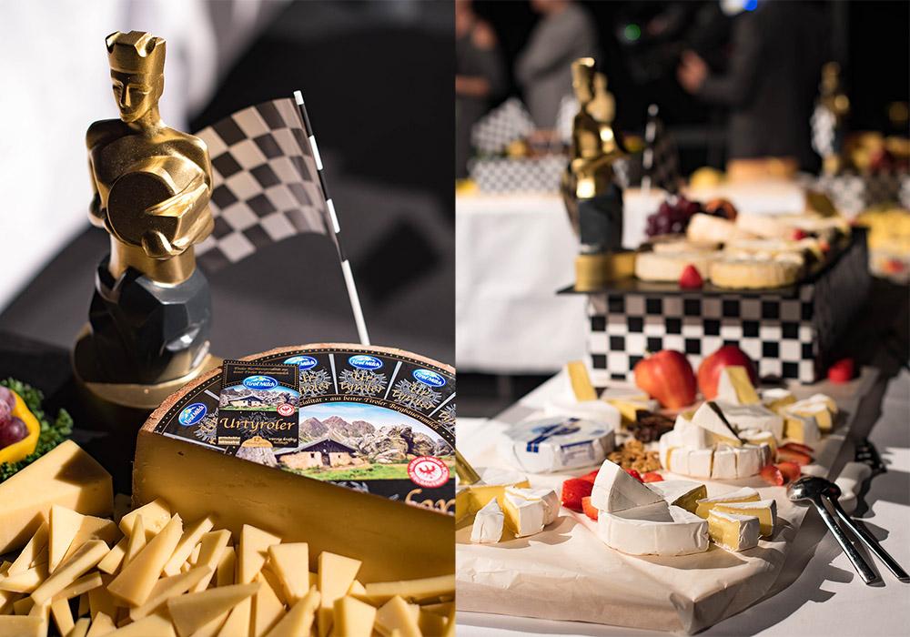 Laugenkonfekt und Dip mit Bergkäse und meine Reise zum Käsekaiser in Österreich