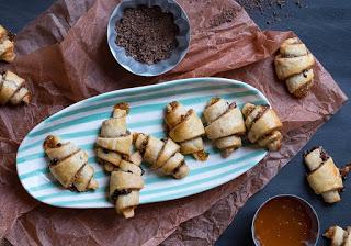 Rugelach  - Thermomix Donnerstag Weihnachtsbäckerei