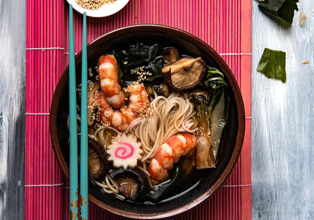 Shio Ramen - Meine Japanische Küche - Rezept und Rezension - s-Küche