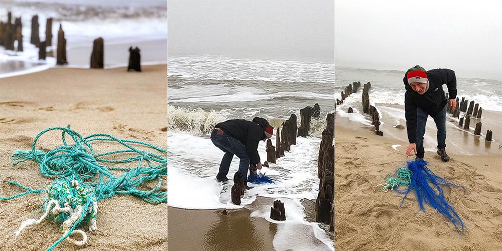 Darf's ein bisschen Meer sein? Pasta mit Skrei und Queller und Sylt im Januar