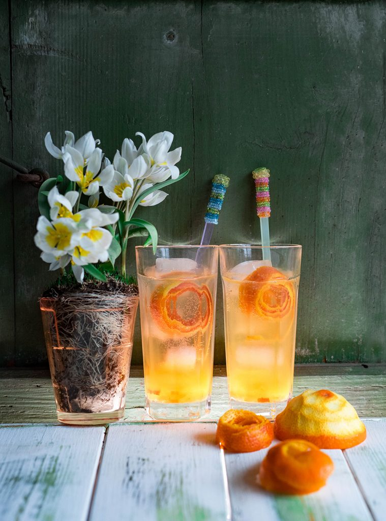 Triple Orange Gin & Tonic