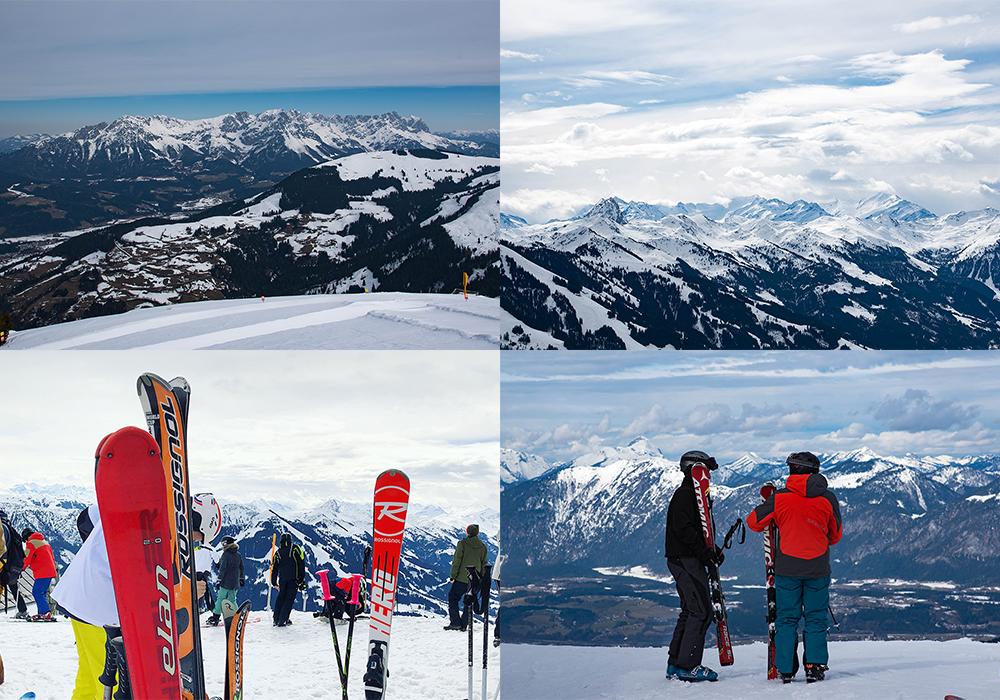 Winterspaß in Söll in Tirol