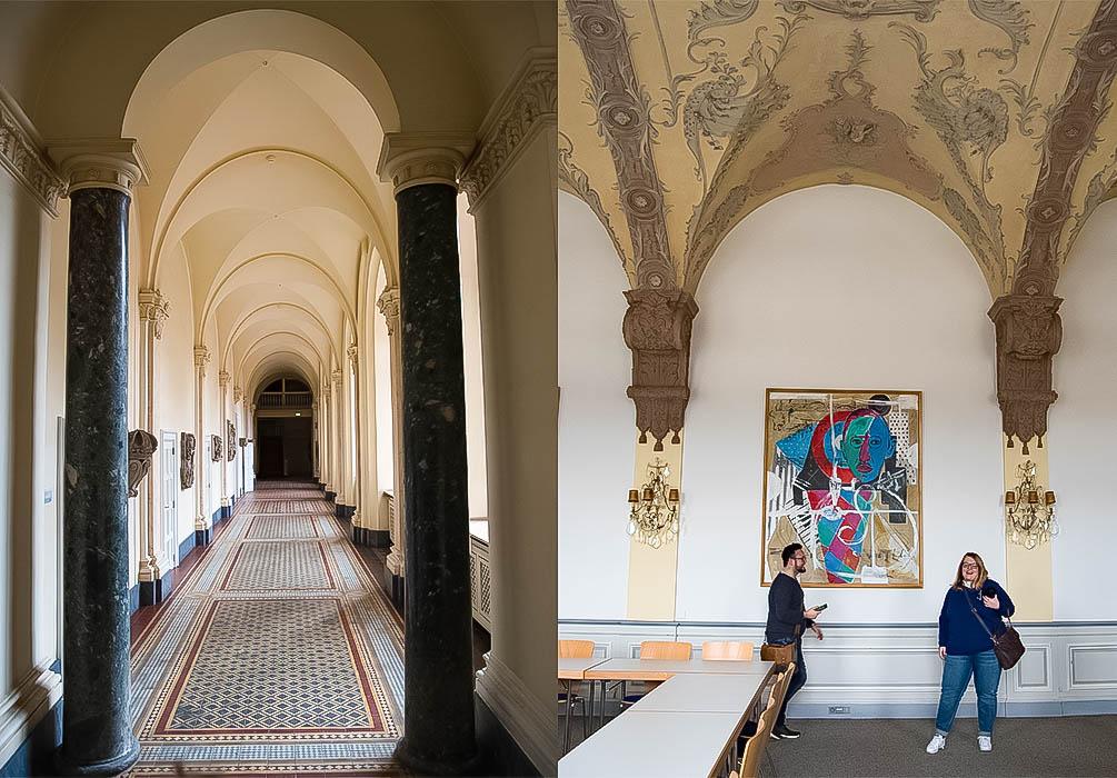 Food.Blog.Meet Spezial im Schloss Saareck Alte Abtei