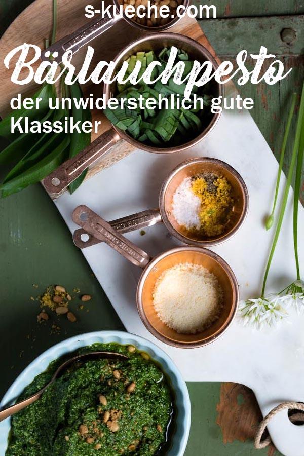 Bärlauchpesto - mein Ultimatives Bärlauch Lieblings Rezept