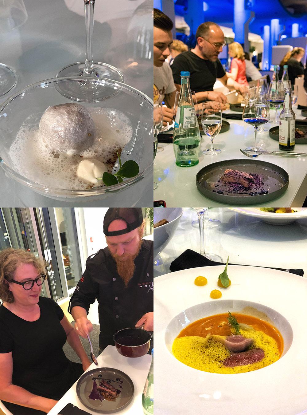 AEG Taste Academy mit Ludwig Maurer
