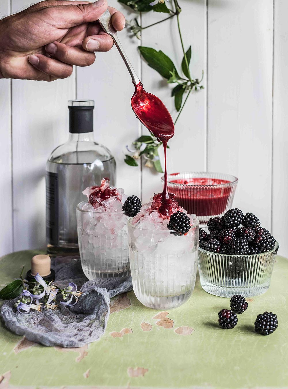 Bramble - Mein Sommer Gin Cocktail