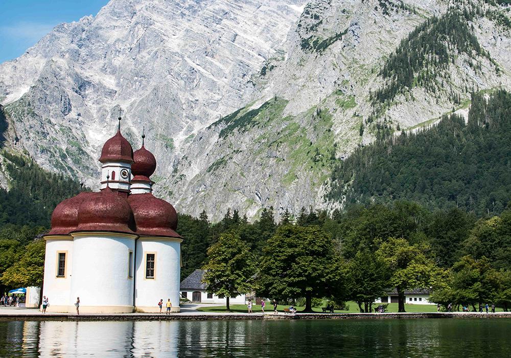 Sankt Bartholomä am Königssee