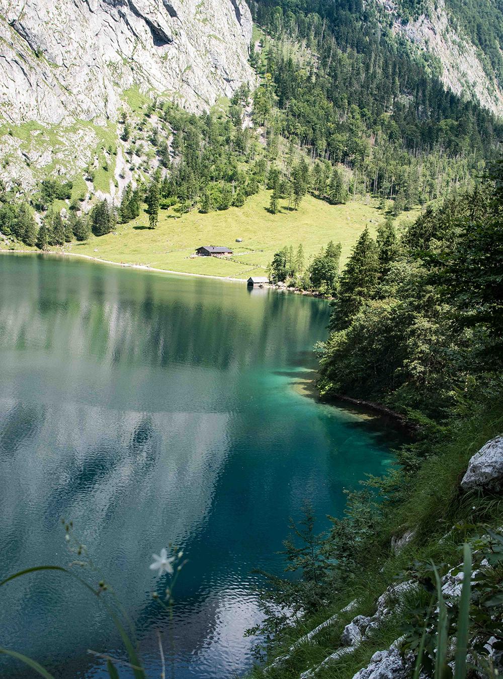 Obersee am Königssee - Fischunkelalm