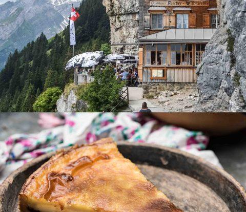 Roadtrip 2018 -Teil II - Schweizer Seen und Berge und Appenzeller Schlorzifladen