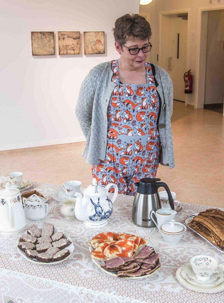 Traditionelles Roggen Flatbread aus Island - Flatbrauð - ohne Ausrollen und ganz schnell und einfach in der Pfanne gebacken