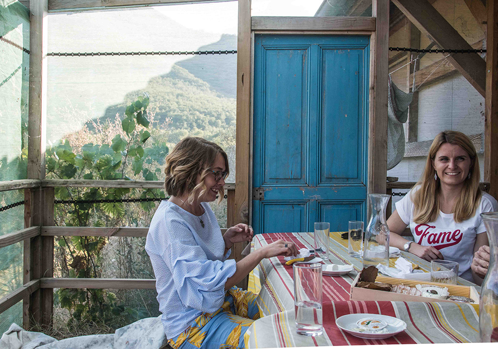Fromagerie Le petit Jabron in Sisteron