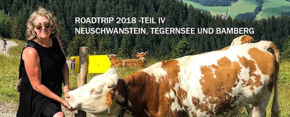ROADTRIP 2018 -TEIL IV – NEUSCHWANSTEIN, TEGERNSEE UND BAMBERG