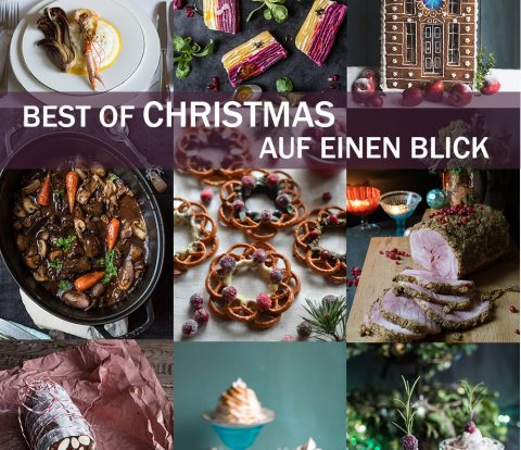 Die besten Weihnachtsrezepte aus der S-küche