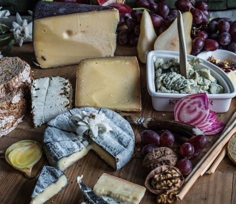 Käse aus Tirol und der Weg zu der perfekten Käseplatte #sennermeetsblogger