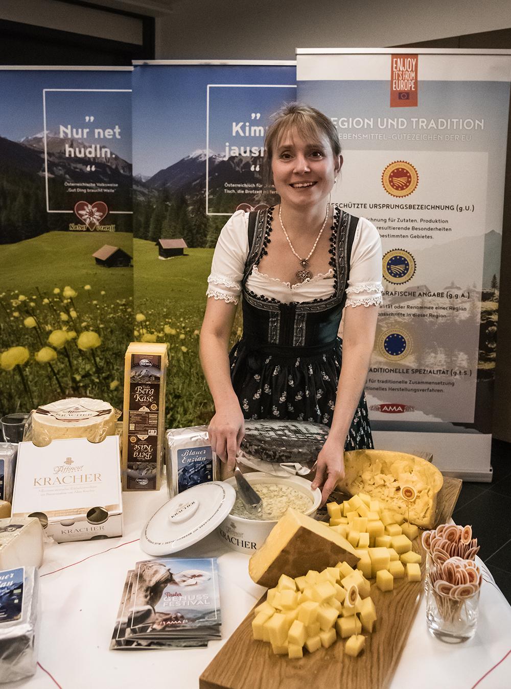 Tiroler Genussabend bei Heiderbeck