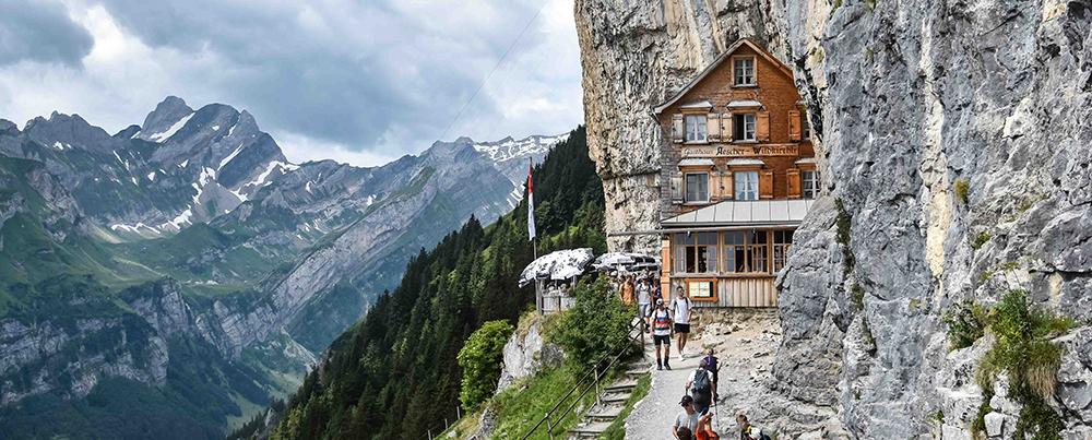 S-Küche Travel  Äscher Wildkirchli