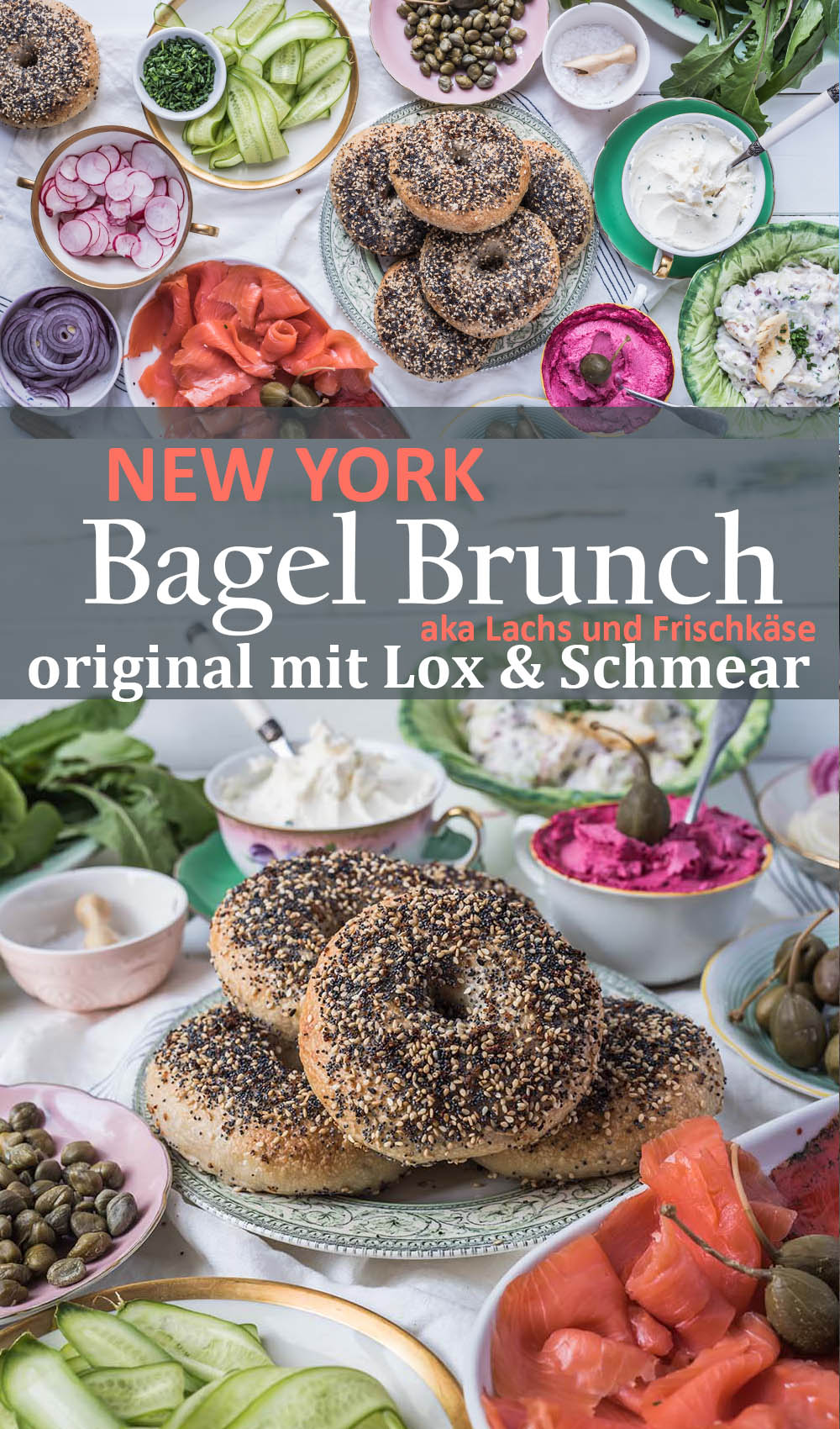 New York Bagel Brunch