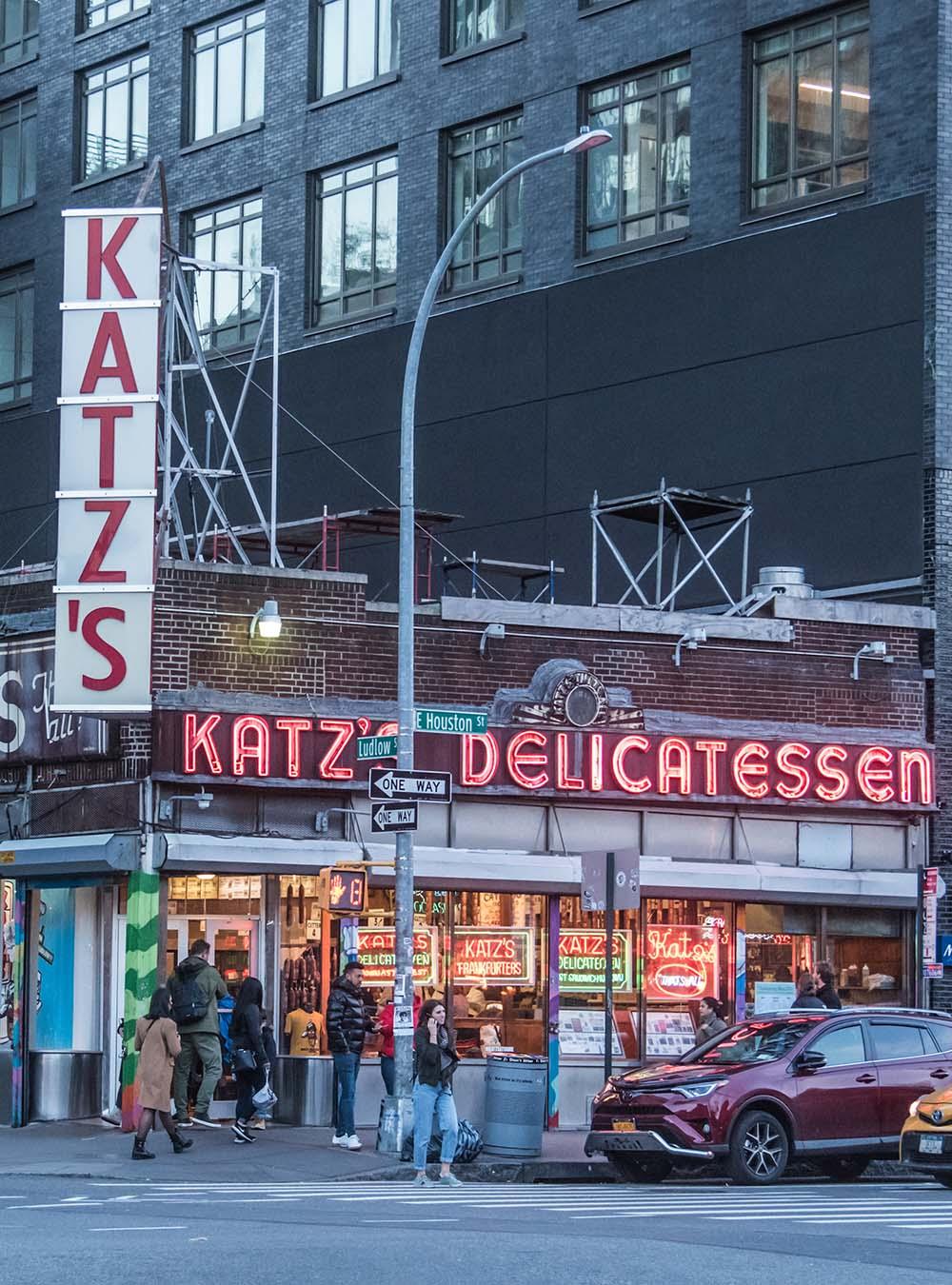 Katz's Delikatessen
