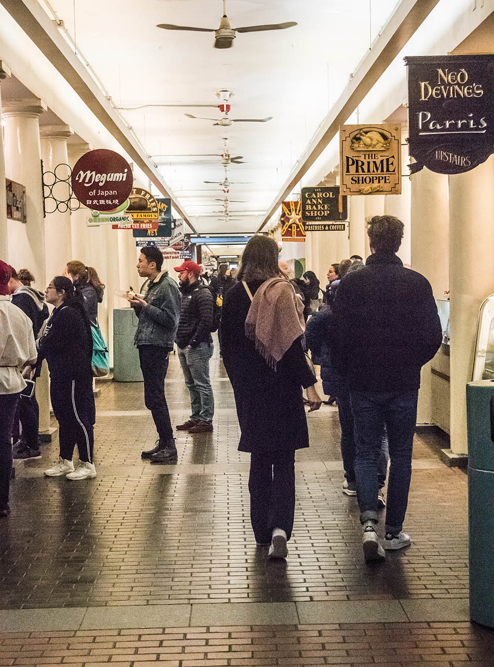 Quincy Food Market