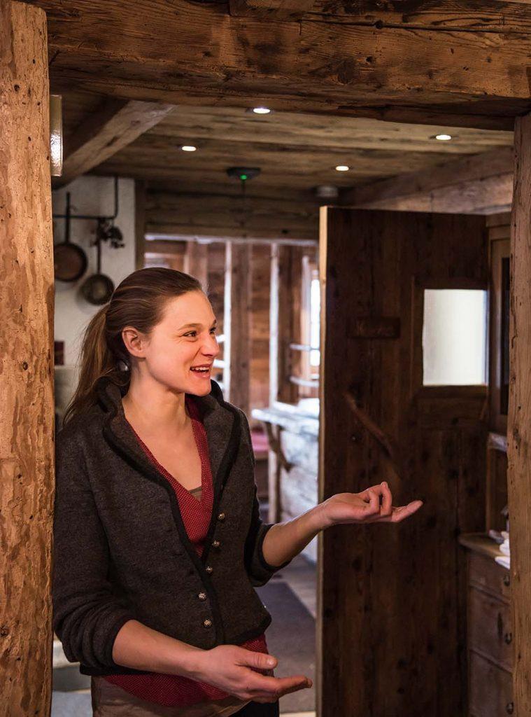 Tiroler Kasspatzln - ein Bergkäse Abenteuer und winterlicher Hüttengenuss - Verena