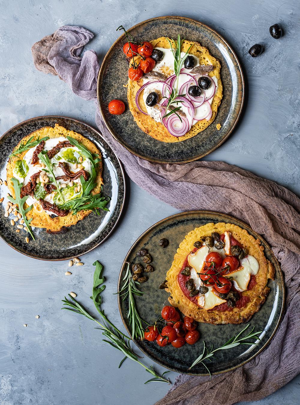 Socca Pizza - Streetfood à la française zu Languedoc
