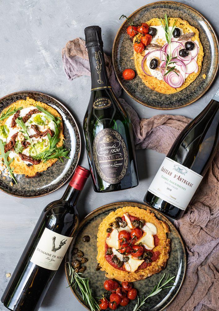 Socca Pizza - Streetfood à la française