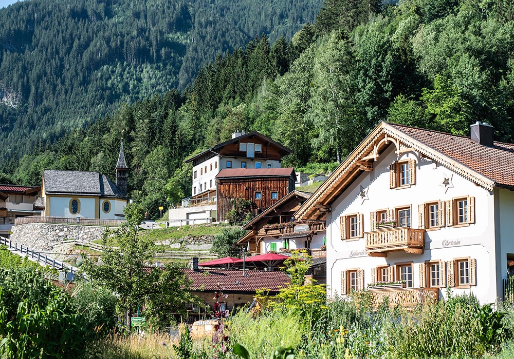 Best of Zillertal - Kulinarisches und Besuch bei passionierten Jung-Imkern. Tour durch Fügen-Kaltenbach, Permakultur, Imkerei und gutes Essen