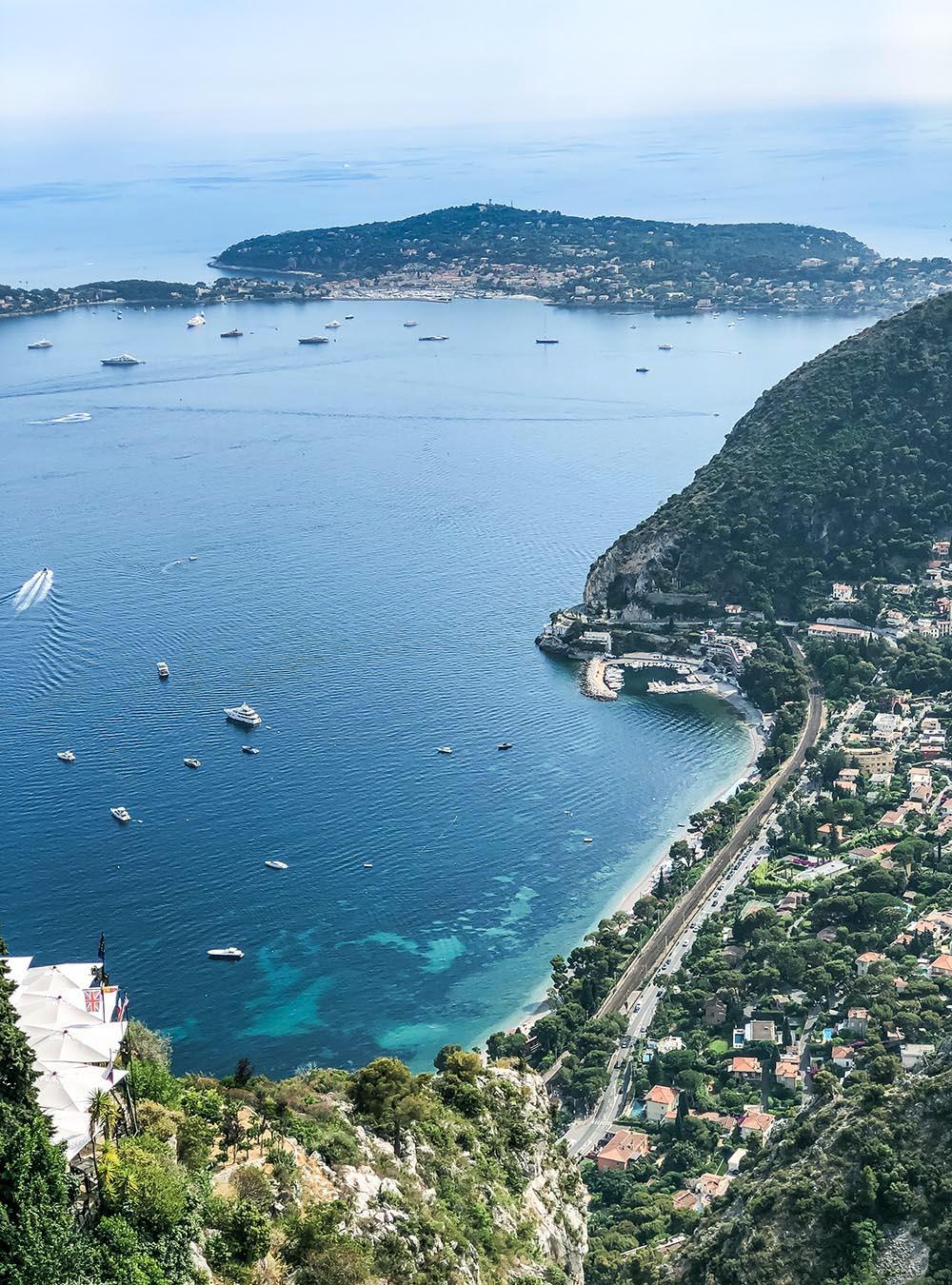 Sommer an der Côte d'Azur - Urlaub, gut Essen, schön Wohnen