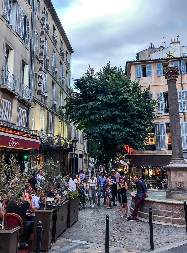 Aix en Provence Gelati