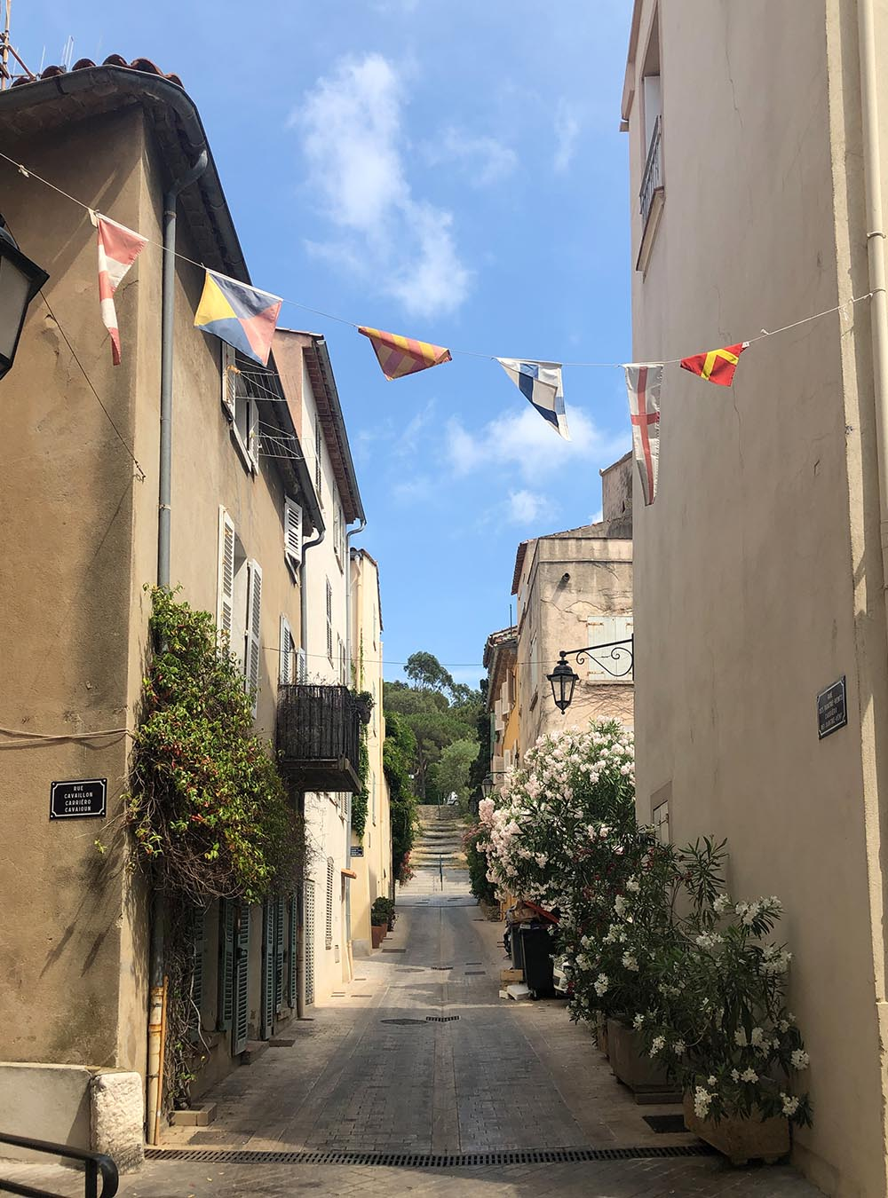 Sommer an der Côte d'Azur - Saint Tropez