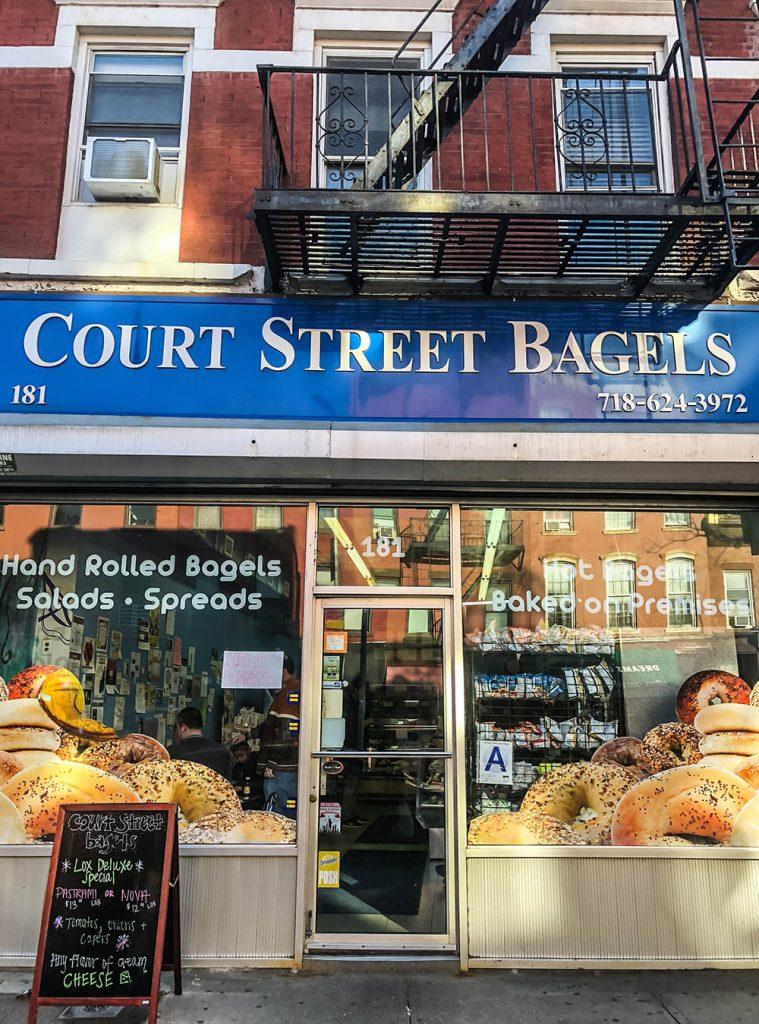 Court Street Bagels