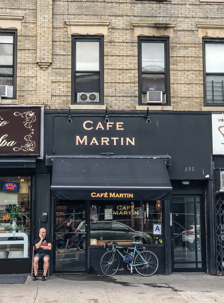 Cafe Martin 5th Ave