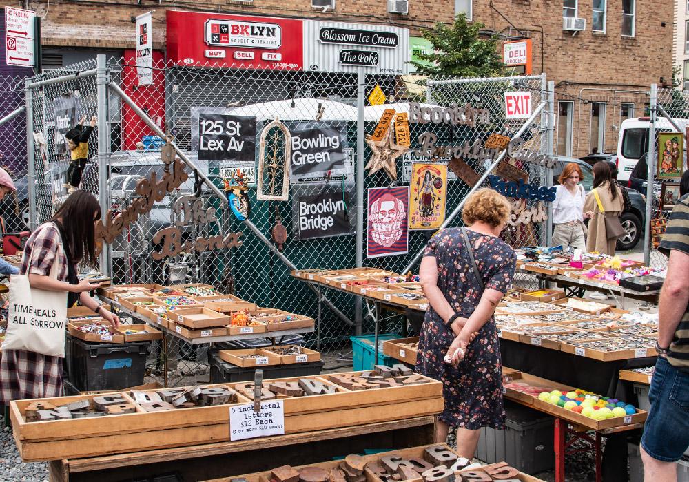 Brooklyn Guide: Lieblingsorte & Food für die New York Reise – Dumbo & Red Hook - unterwegs per Bike, Schiff und zu Fuß