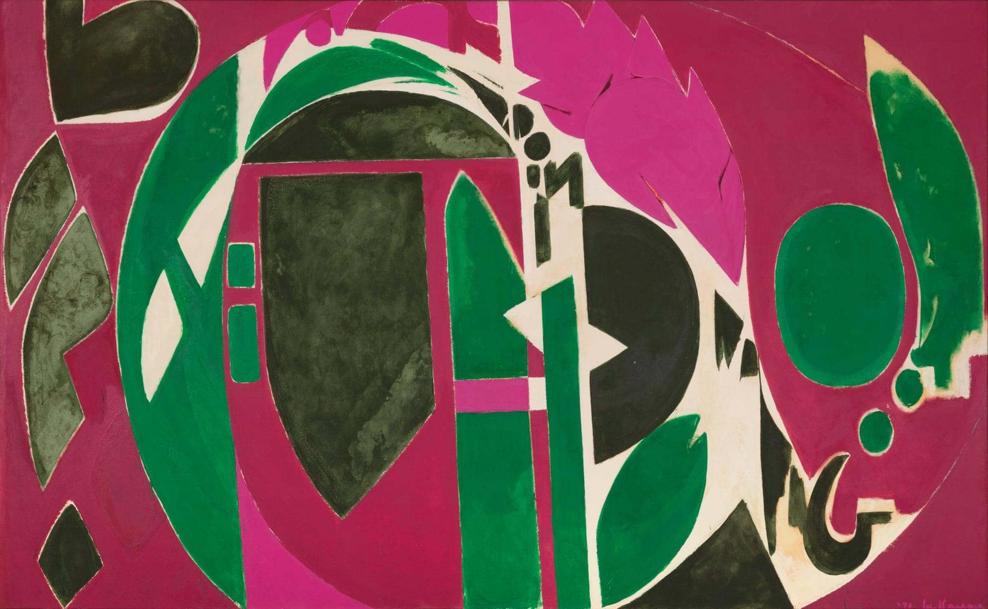 Lee Krasner, Palingenesis, 1971