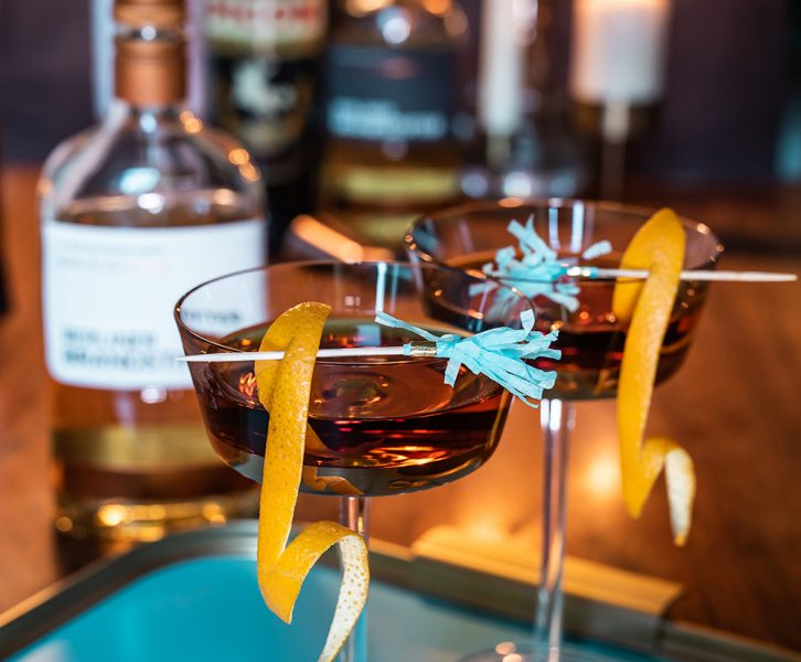 Brooklyn Cocktail - Die Manhattan Variante, ein Knaller After Dinner Drink