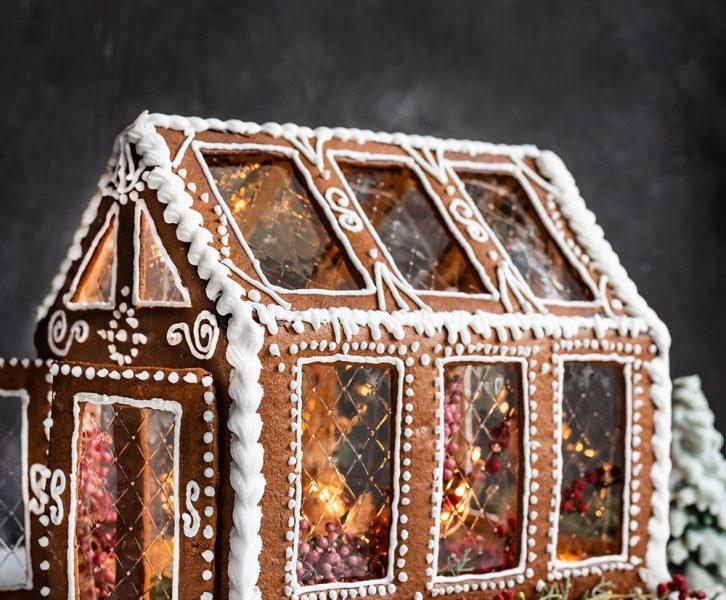 Lebkuchen Glashaus - Lebkuchenhaus
