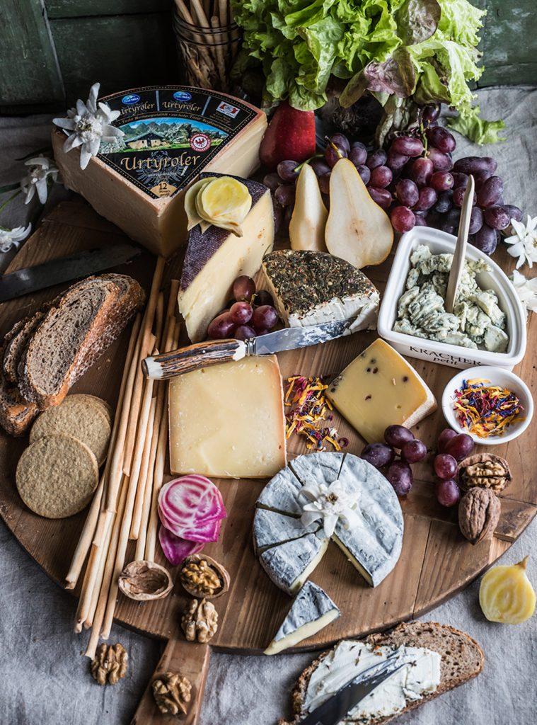 Der Weg zur perfekten Käseplatte