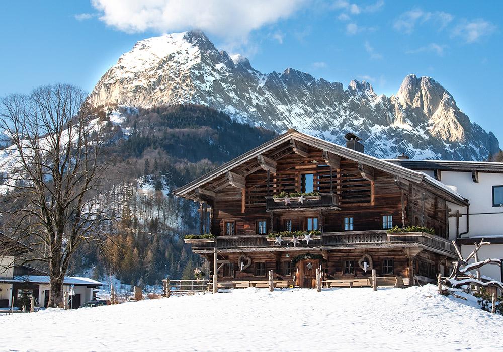 #sennermeetsblogger am Wilden Kaiser, Tiroler Bergkäse g.U. und Heumilch g.t.S.
